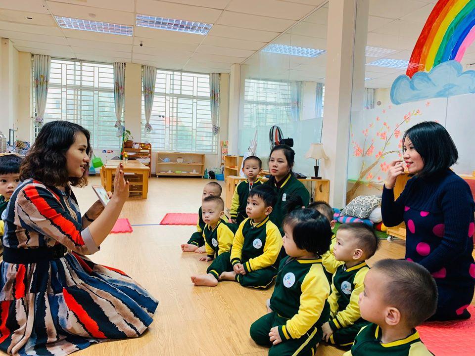 Nghệ An hiện có 82 trường học ngoài công lập từ mầm non đến bậc THPT với 2.488 giáo viên, nhân viên.