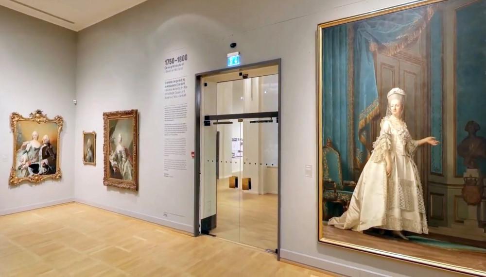 Ngồi ở nhà, cũng có thể thăm bảo tàng lớn nhất Đan Mạch Statens Museum for Kunst thông qua nền tảng Google Arts & Culture