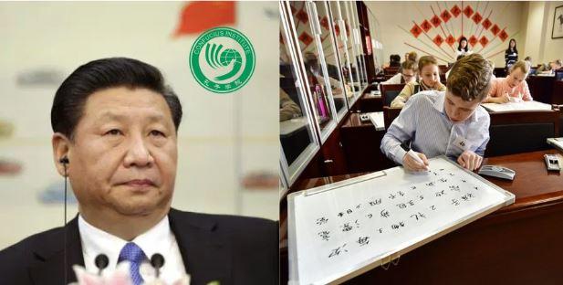 Viện Khổng Tử được cho là kênh tuyên truyền của Bắc Kinh tại nước ngoài.