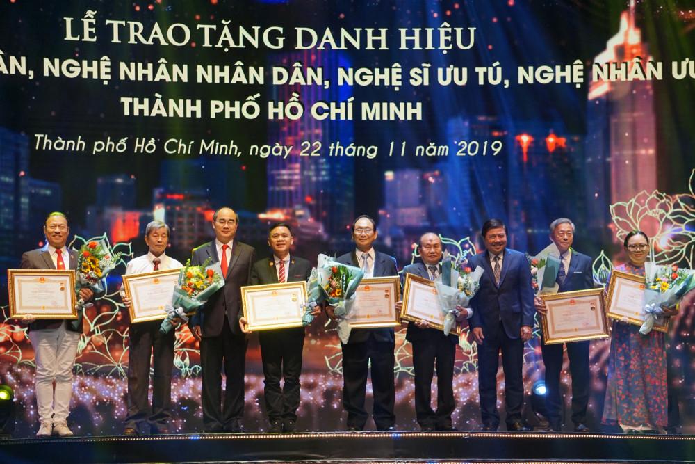 TPHCM triển khai kế hoạch xét tặng danh hiệu NNND, NNƯT để tiếp tục tôn vinh những cá nhân có tài năng, đóng góp to lớn cho việc giữ gìn, phát huy giá trị di sản văn hoá phi vật thể
