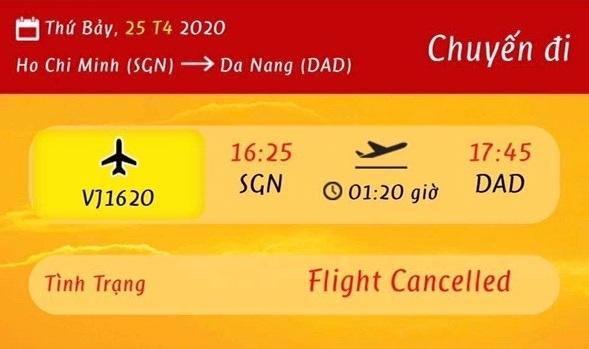 Vietjet Air mở bán vé rầm rộ rồi liên tục hủy nhiều chuyến bay, treo tiề n của khách