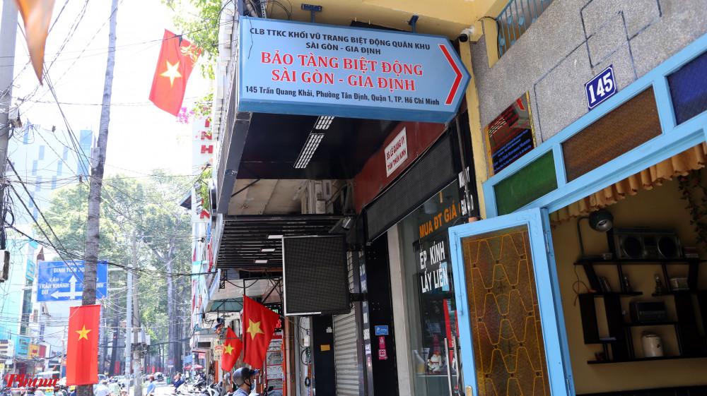 Bảo tàng Biệt động Sài Gòn