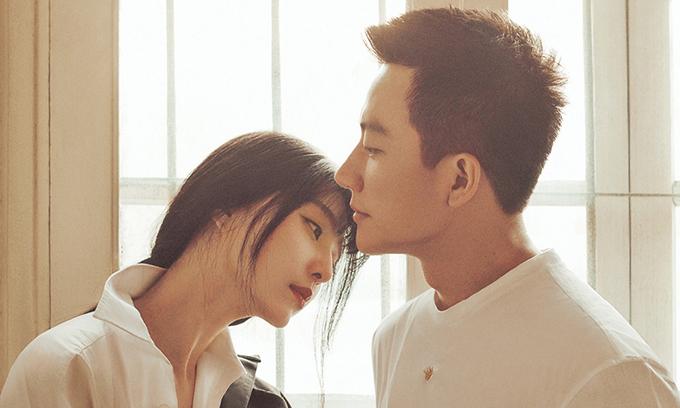 Phạm Băng Băng và Hoàng Hiên vào vai tình nhân trong phim Tha sát
