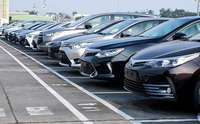 Trong cả tháng 4, lượng ô tô nhập khẩu về Việt Nam 6.000 chiếc, giảm 50,6% so với một tháng trước đó - Ảnh minh họa