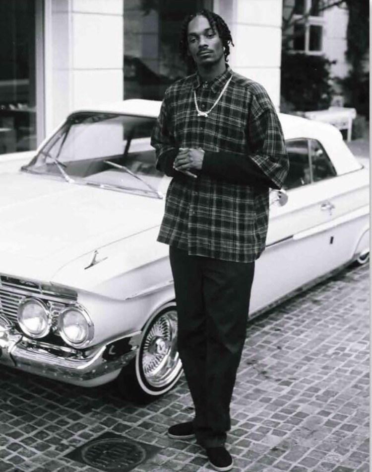Snoop Dogg thời còn trẻ