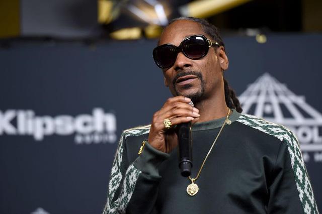 Âm nhạc, niềm đam mê cho Snoop Dogg cơ hội làm lại cuộc đời sau những sai lầm