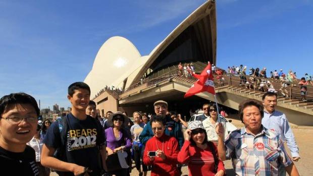 Cựu Thủ tướng Úc kêu gọi giảm bớt sự phụ thuộc vào Trung Quốc - - Ảnh: Getty Images