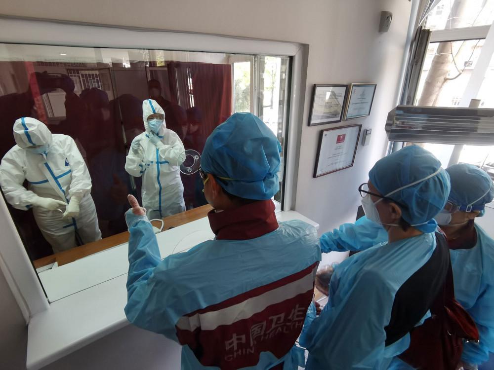 Thổ Nhĩ Kỳ nới lỏng các hạn chế xuất khuẩ thiết bị y tế.