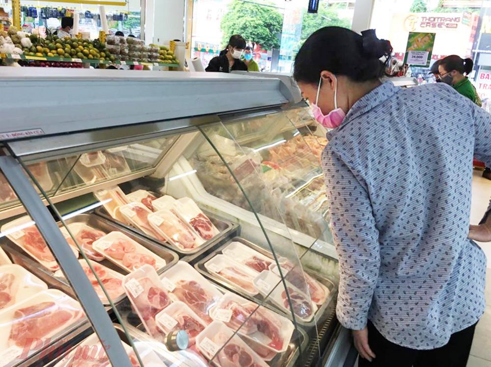 Người tiêu dùng chịu thiệt nếu mua thịt rã đông bằng giá với thịt tươi