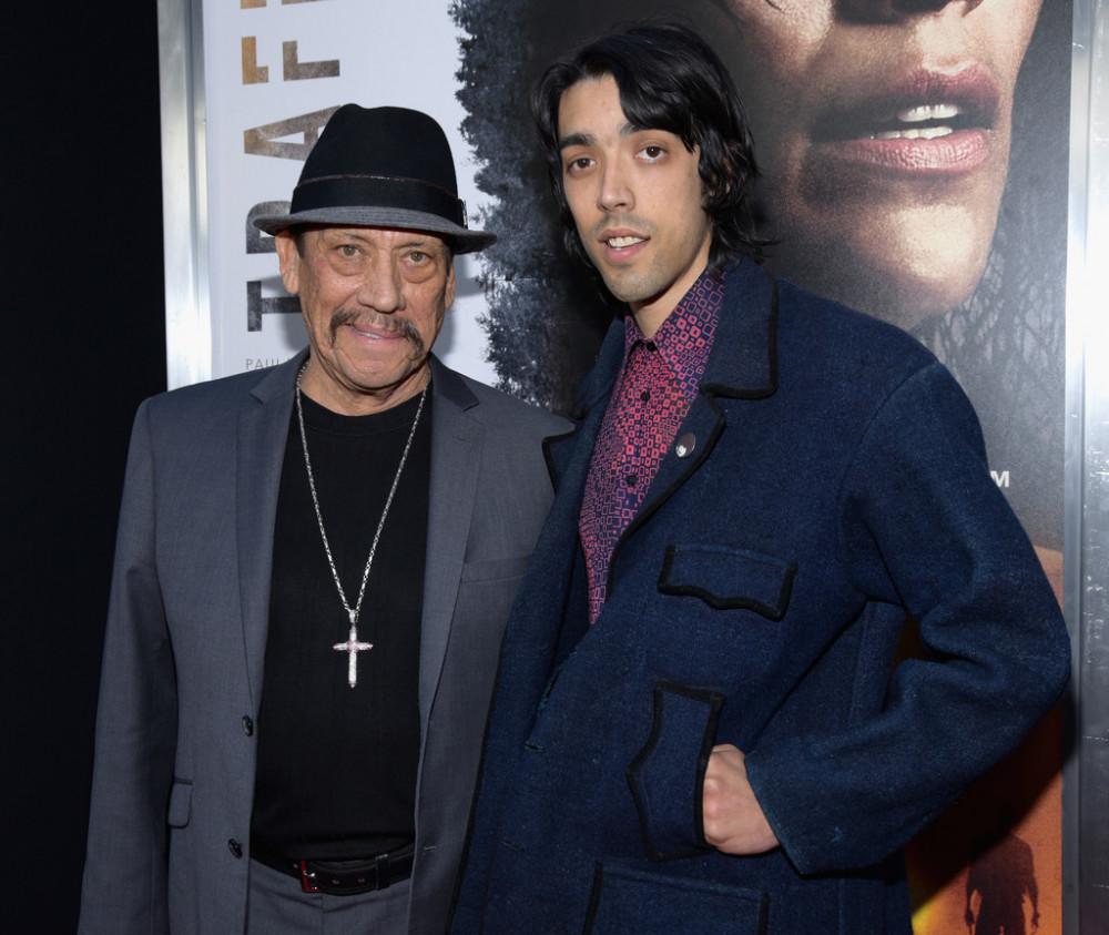 Danny Trejo và con trai