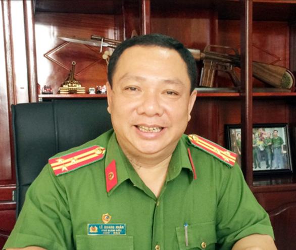 Đại tá Lê Quang Nhân