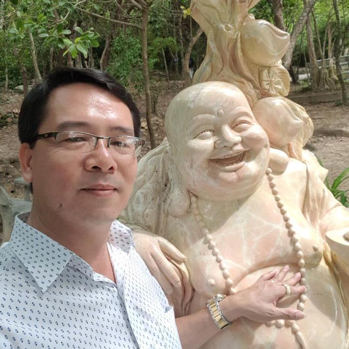 Ông Trương Hải Ân