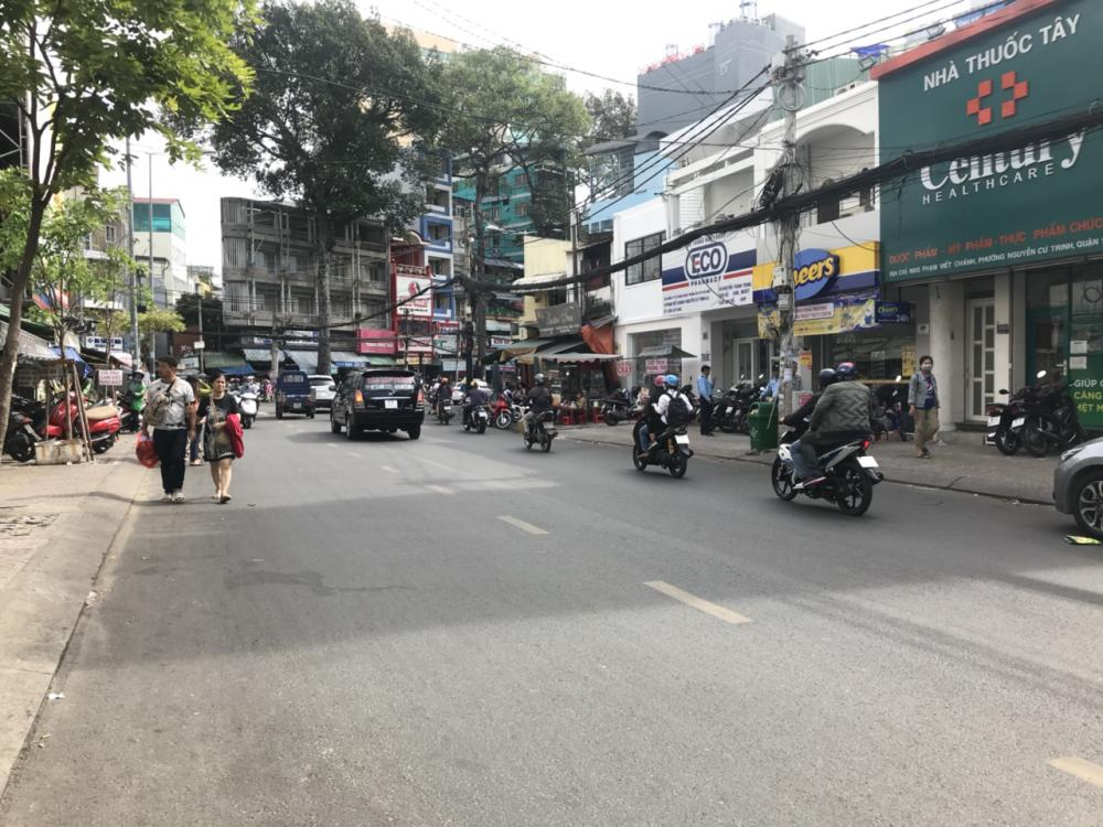 Đường Phạm Viết Chánh, quận 1