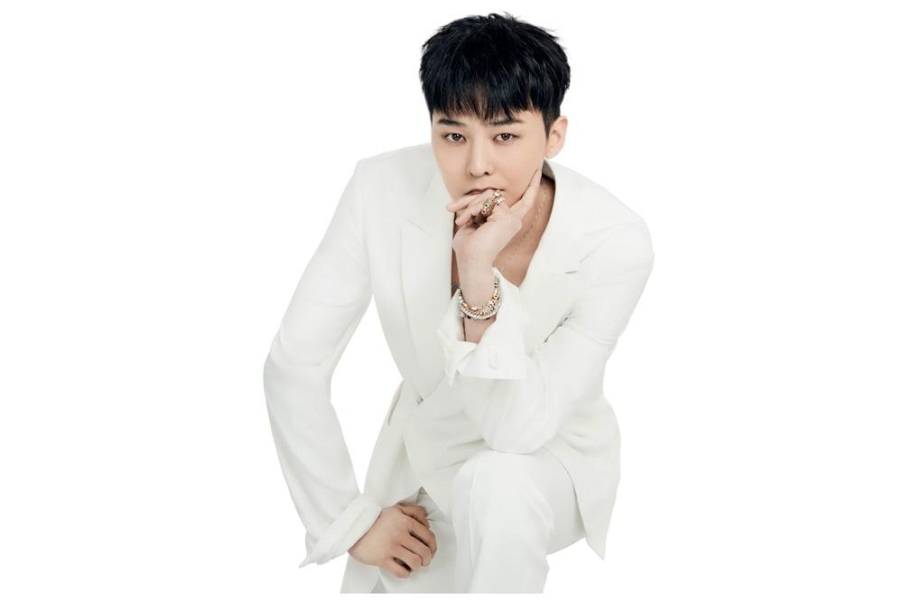 G-Dragon có sức ảnh hưởng lớn tại Trung Quốc.