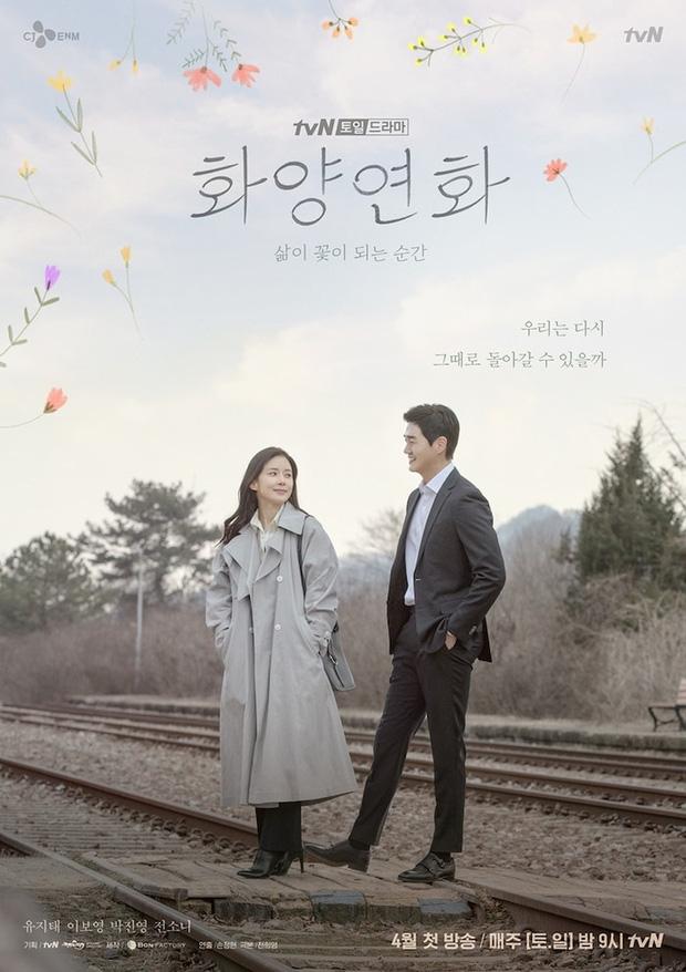 Lee Bo Young trở lại màn ảnh sau nhiều vắng bong chăm lo cho gia đình.