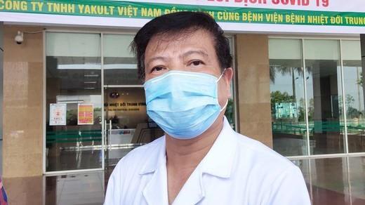 PGS Nguyễn Văn Kính chia sẻ tin vui về bác của bệnh nhân số 17