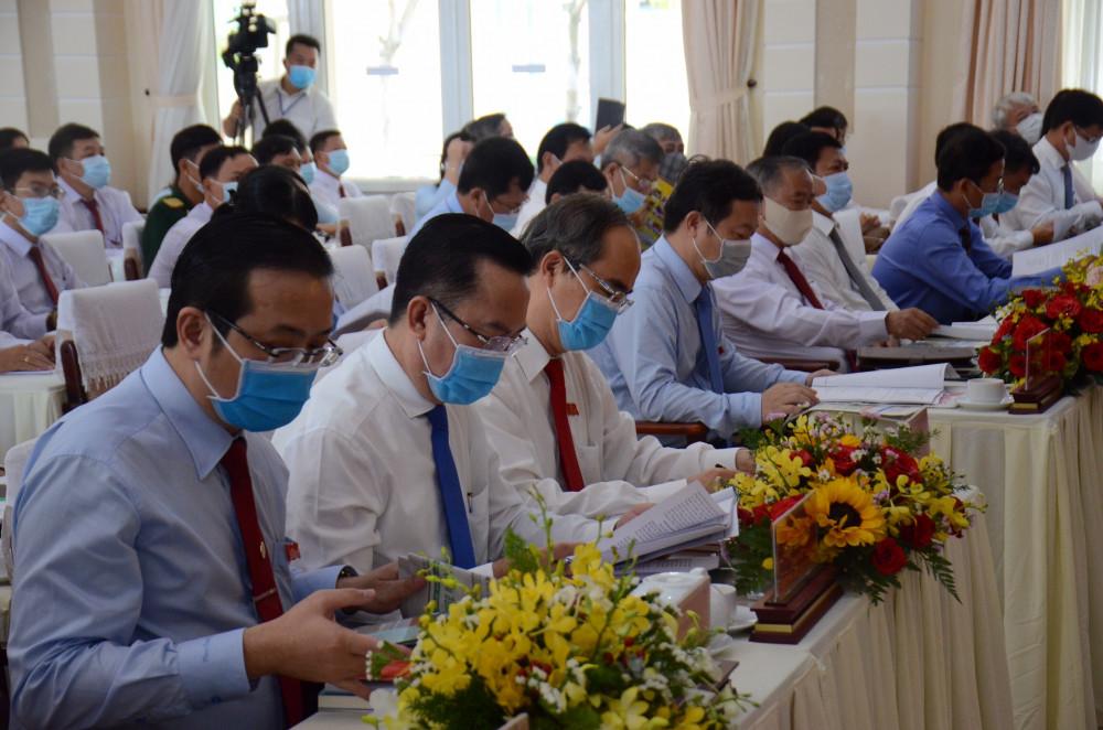 Đại hội có sự tham dự của Bí thư Thành ủy TPHCM Nguyễn Thiện Nhân và Phó chủ tịch UBND TPHCM Dương Anh Đức