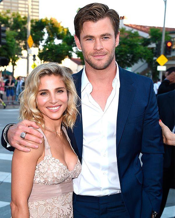 Nam diễn viên và vợ