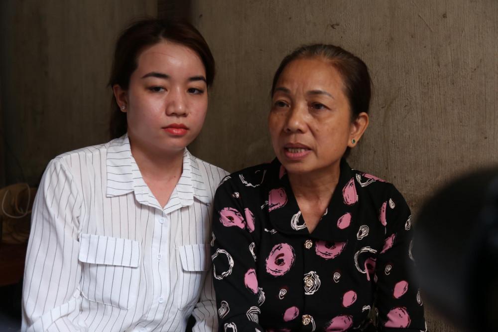 Mẹ bị cáo Hồ Duy Hải vẫn đang chờ đợi phán quyết cuối cùng.