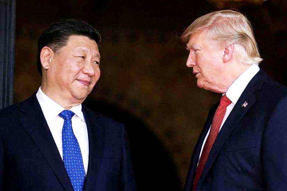 Sau 40 năm phát triển, mối quan hệ Mỹ - Trung Quốc đã rơi xuống mức tồi tệ nhất - Ảnh: Reuters