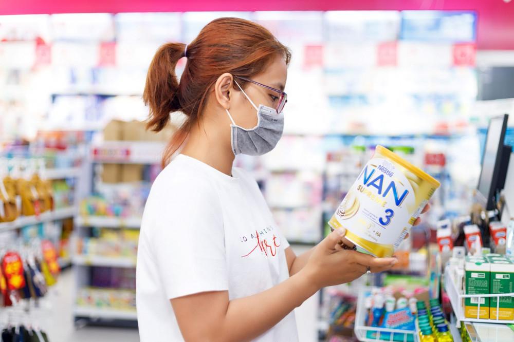 Người tiêu dùng có thêm lựa chọn mới để giúp con phát triển khỏe mạnh hơn