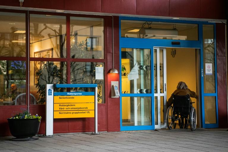 Một viện dưỡng lão ở Thụy Điển