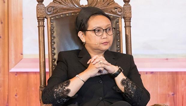Ngoại trưởng Retno Marsudi lên án công ty đánh cá Trung Quốc đối xử vô nhân đạo với ngư dân Indonesia.