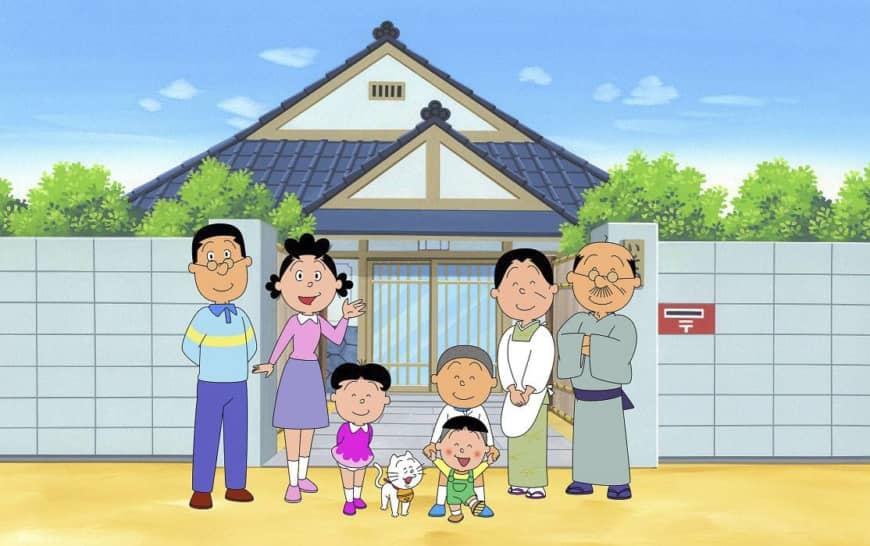 Đoàn phim Sazae San phải ngưng sản xuất vì ảnh hưởng của dịch bệnh