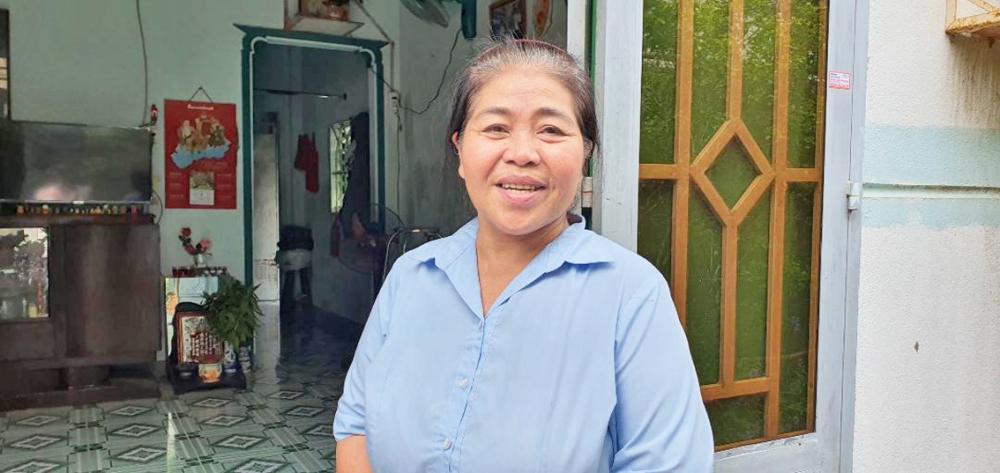Dì Nguyễn Thị Hai
