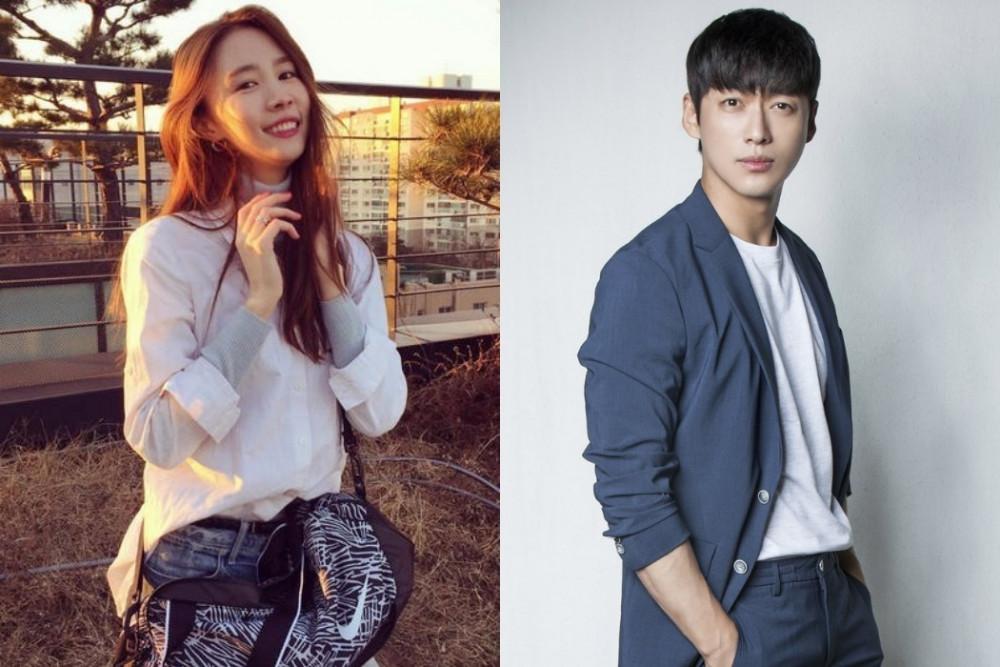 Chuyện tình giữa Nam Goong Min (bên phải) và bạn gái Jin Ah Reum nhận được sự ủng hộ nhiệt tình từ công chúng.