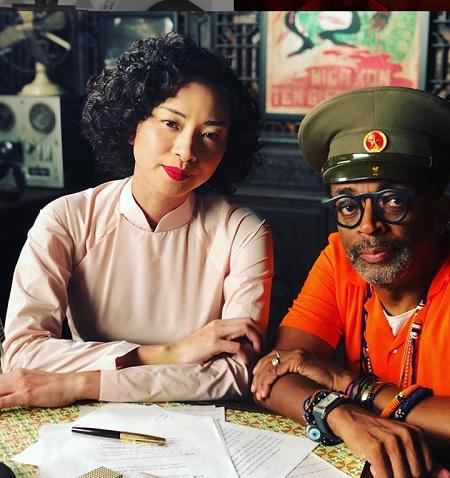 Ngô Thanh Vân và đạo diễn