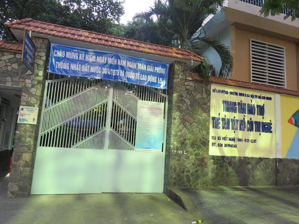 Nhiều sai phạm tại Trung tâm Bảo trợ trẻ tàn tật mồ côi Thị Nghè, trong đó có việc tiền từ thiện bị để ngoài sổ sách rồi chia chác