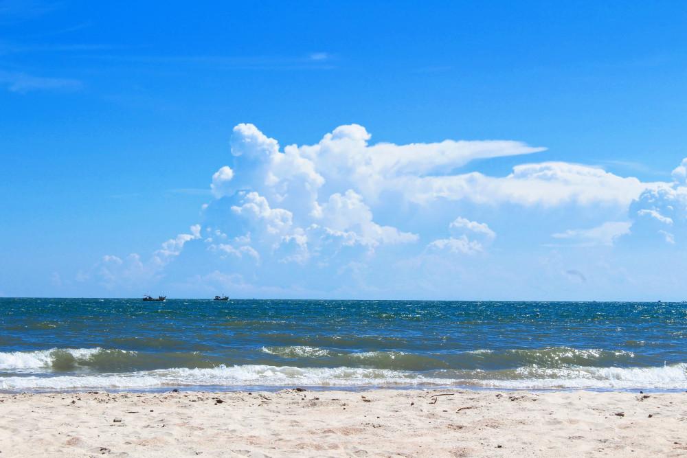 Biển Phan Thiết tuyệt đẹp