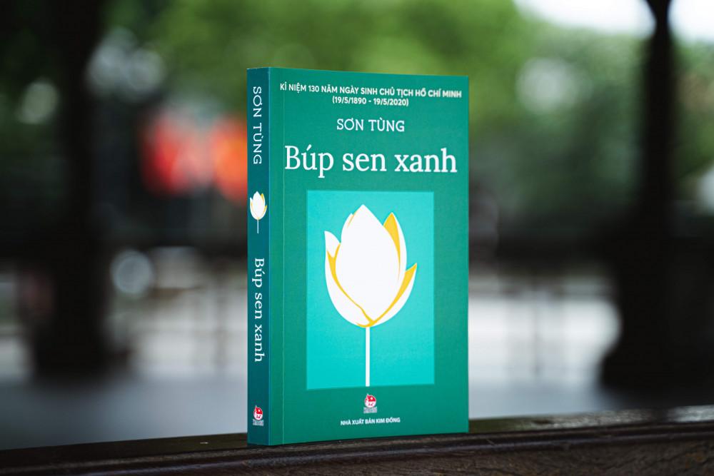 Tiểu thuyết Búp Sen Xanh vừa được Nhà xuất bản Kim Đồng cho tái bản