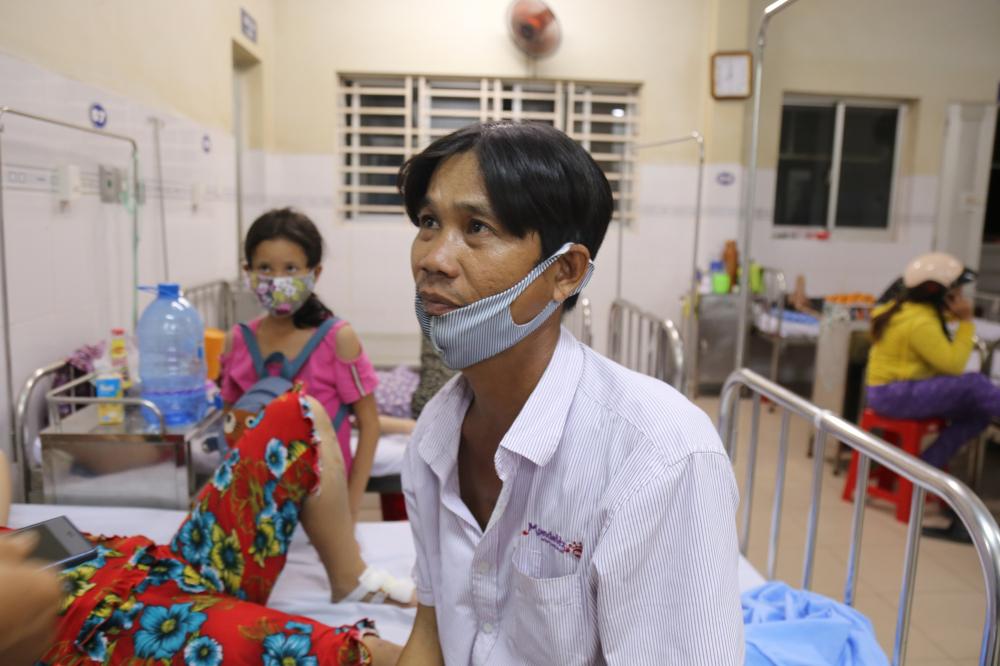 Ông Bắc kể lại buổi chiều kinh hoàng ở công trình xây dựng của nhà máy của Công ty AV Healthcare (Hàn Quốc)