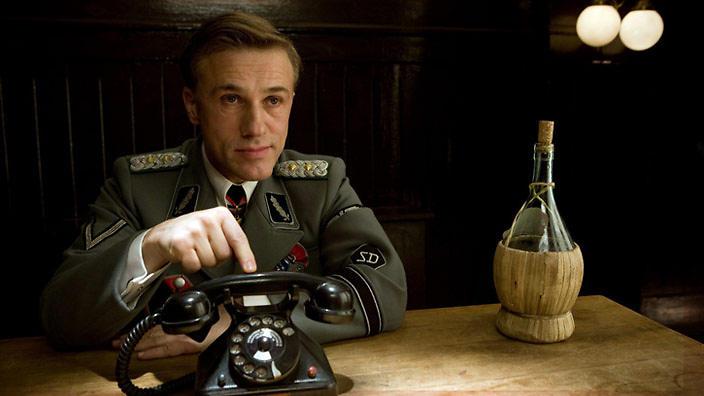 Christoph Waltz trong phim