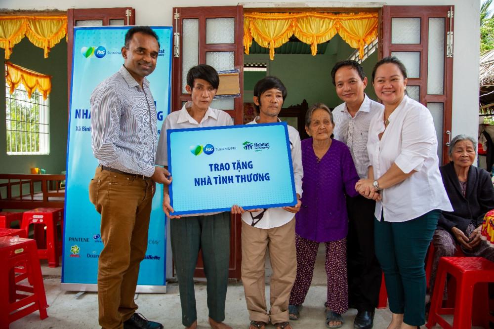 Ảnh: P&G Việt Nam cung cấp