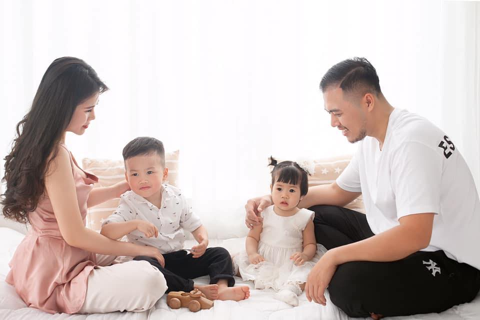 Chỉ cần vợ con vui, Việt tạm gác lại đam mê (Ảnh nhân vật cung cấp)