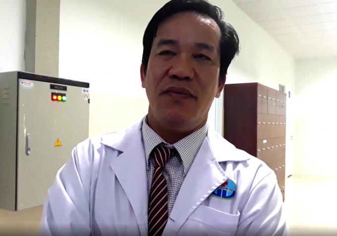 Ông Phạm Hữu Quốc từng bị tố cáo về hành vi thu gom khẩu trang bán giá cao