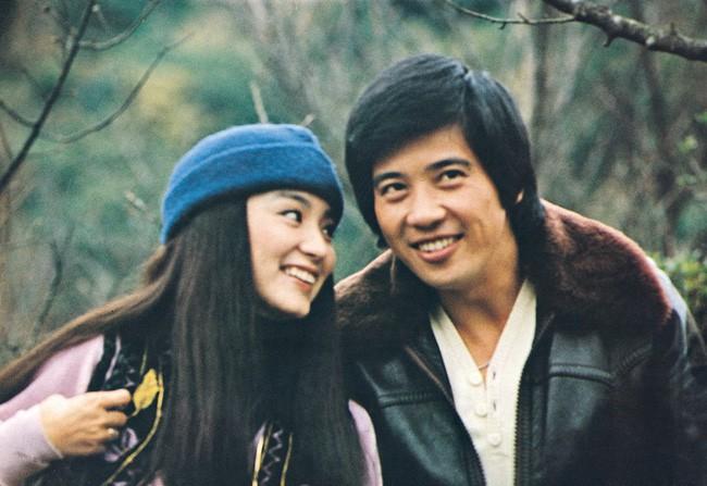 Tần Hán và Lâm Thanh Hà thời trẻ