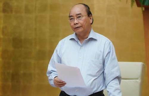 Thủ tướng Nguyễn Xuân Phúc yêu cầu xử lý nghiêm nếu cán bộ bắt dân ký đơn từ chối nhận hỗ trợ của nhà nước