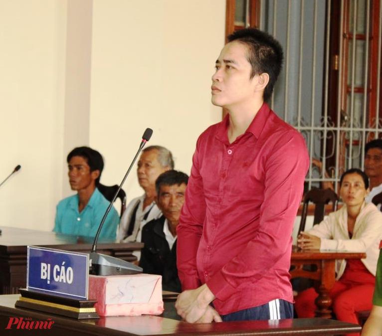 Bị cáo Phạm Văn Tho Em
