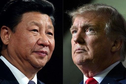 Trung Quốc yêu cầu gặp Mỹ để đối thoại sau khi ông Trump đe dọa cắt đứt quan hệ song phương - Ảnh: Getty Images