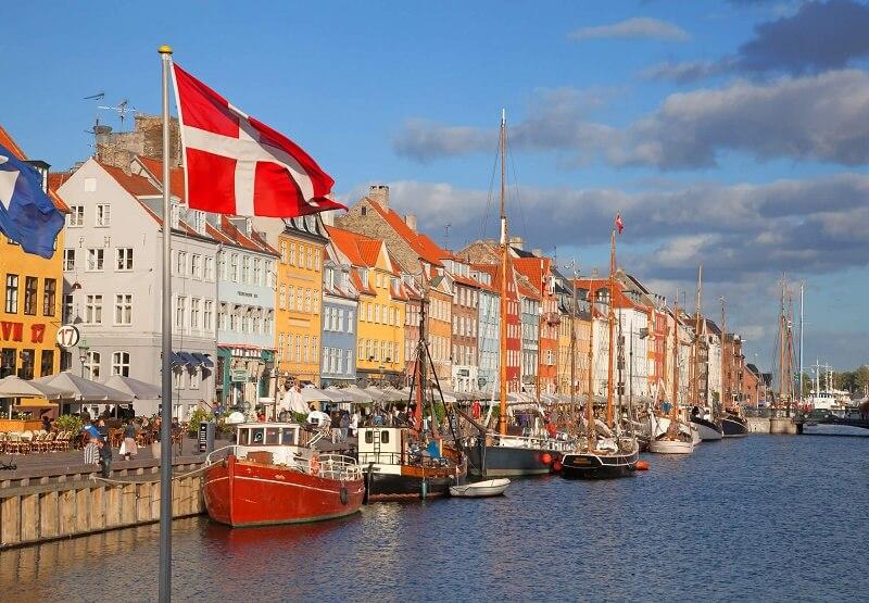 Đan Mạch, quốc gia hạnh phúc