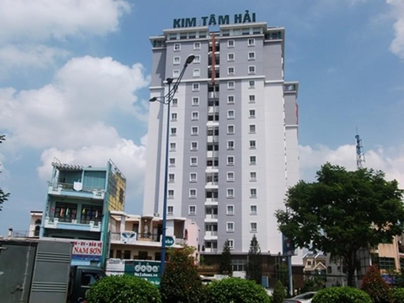 Chung cư Kim Tâm Hải xây trái phép 385 m2 ở khu vực tầng thượng
