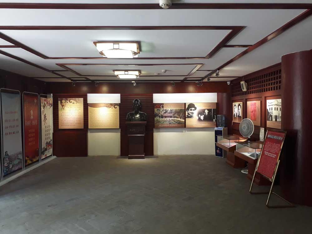 Di tích hiện là nơi trưng bày các hiện vật mà Bác từng sử dụng, cũng như phổ biến những thông tin về giai đoạn Bác hoạt động tại tỉnh Quảng Tây.