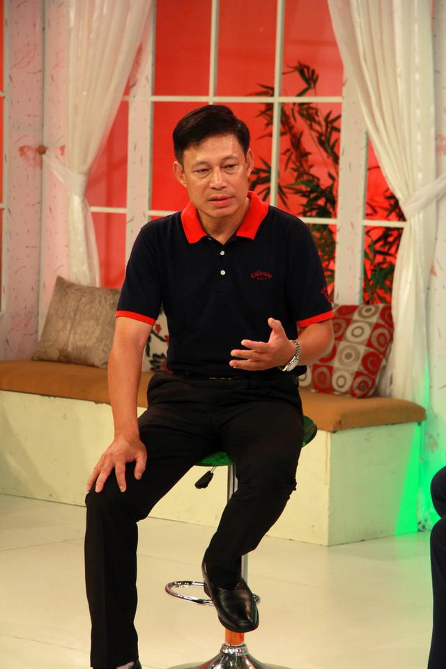 Nghệ sĩ Tiến Hợi bắt đầu đóng vai Bác Hồ cách đây hơn 30 năm