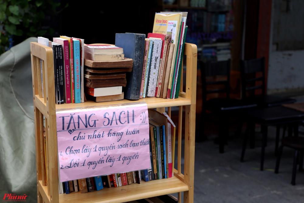 Góc nhận đổi sách