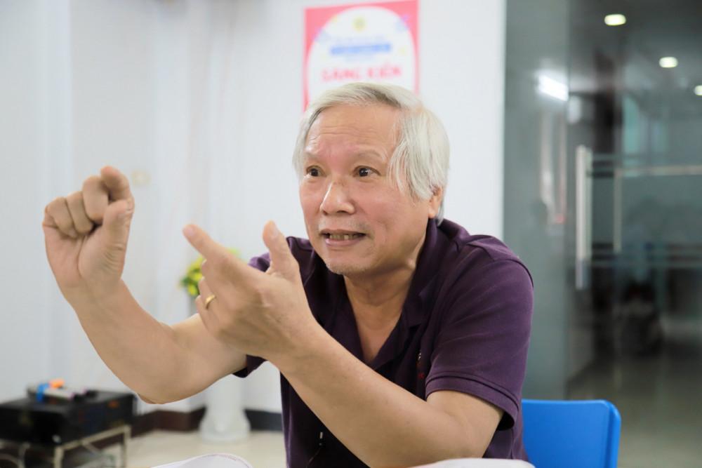 PGS.TS Nguyễn Văn Huy