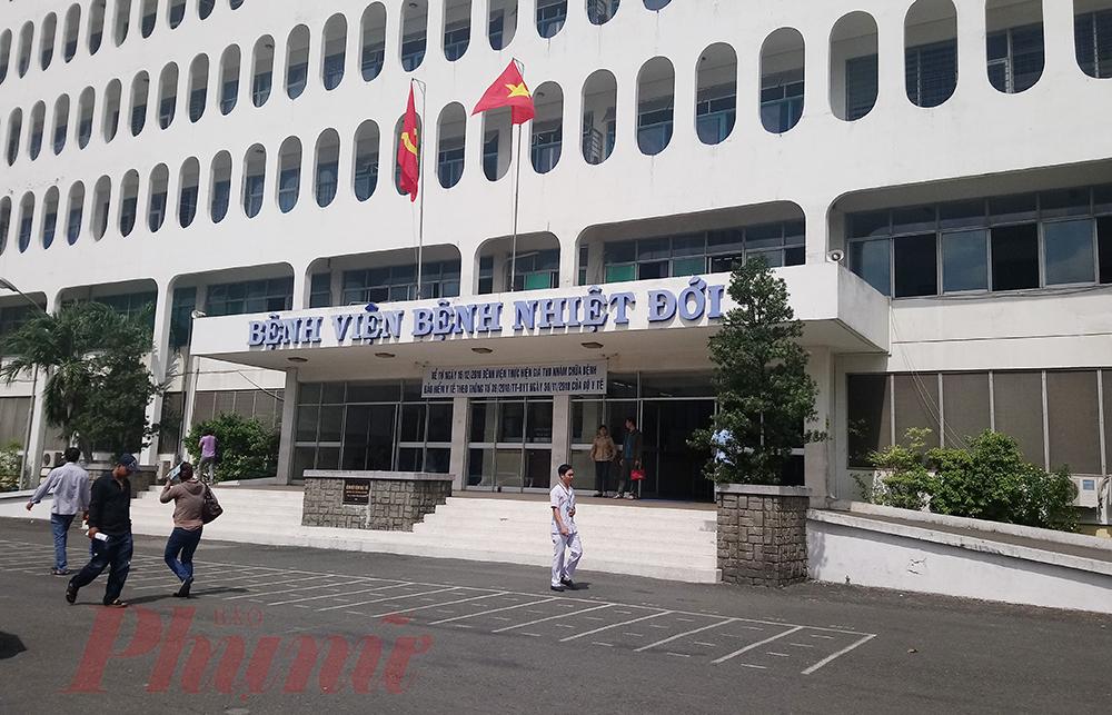 Bệnh nhân thứ 91 - phi công Vietnam Airlines đang được điều trị tại Bệnh viện Bệnh nhiệt đới TPHCM.